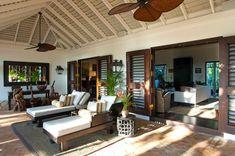 Villa Janus - Round Hill Resort - FROSCH Villa Collection Round Hill, Montego Bay, Vacation Villas, Ideal Home, Condo, Hills Resort, Janus, Patio, Outdoor Decor