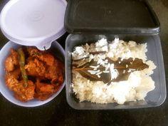 Indian Lunch Box, Lunch Box Recipes, Marinated Chicken, Kids Boxing, Gravy, Yogurt, Chicken Recipes, Spicy, Ice Cream