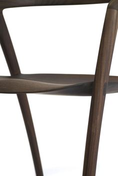 inoda + sveje: DC09 dining chair.                                  So nice lines..