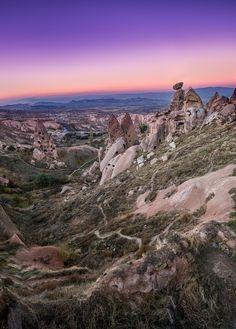 Cappadocia, Turchia    Foto:  Ajit Menon