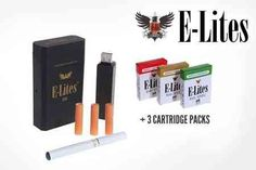 E-Lites cig voucher - Unique E Lite codes
