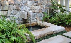 Howard Design Studio - fountain