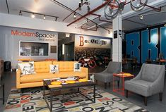 Image result for awesome entrepreneur office space small