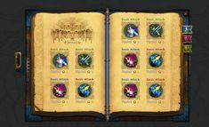 spell book by nangeyi on DeviantArt
