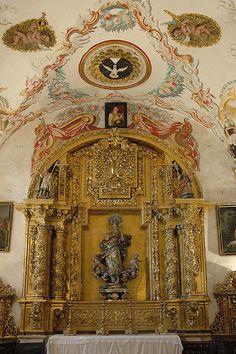 San Millán de la cogolla, Monasterio de Yuso, Altar