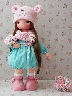 Les Petites Poupées: Martina.