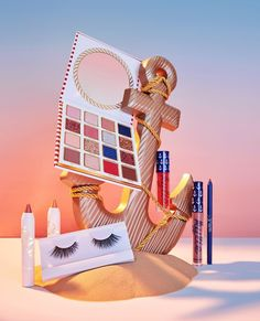 Sailor Summer Collection is available now! ⚓️💙 Hurry, you don't want to miss this limited edition collection. ✨ Shop now on KylieCosmetics.com