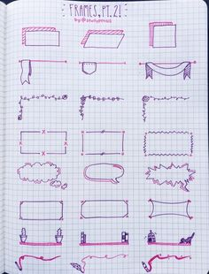 Imagen de frames, note, and font