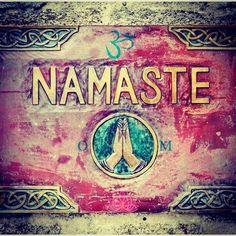 #meditation #namaste #om