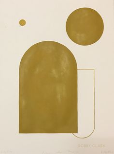 Mustard Mother Moon by Bobby Clark / @bobbyandtide