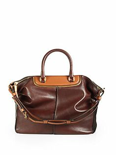 Tod's Medium Duffle Bag