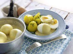 Unser beliebtes Rezept für Eier in Senfsoße und mehr als 55.000 weitere kostenlose Rezepte auf LECKER.de.