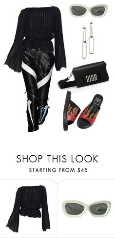 """""""Untitled #1127"""" by lucyshenton ❤ liked on Polyvore featuring Tom Ford"""