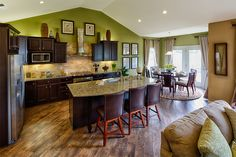Schumacher Homes: Floorplans - Oakley Series