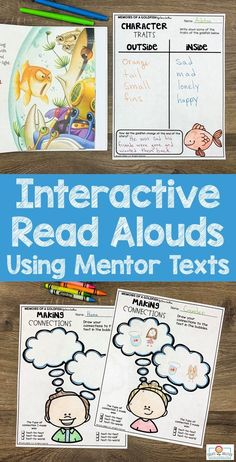 These interactive read aloud lesson plans use 75 different picture books to teach over 40 different reading comprehension skills. Each lesson has a carefully selected picture book to use as a mentor text. This resource is perfect for the 2nd, 3rd, 4th, or 5th grade classroom! #interactivereadalouds #readalouds #mentortexts 5th Grade Classroom, Classroom Ideas, Confusing Words, Interactive Read Aloud, The Gruffalo, Reading Comprehension Skills, Mentor Texts, Picture Books, Graphic Organizers