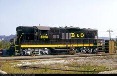 RailPictures.Net Photo: BO 6506 Baltimore & Ohio (B&O) EMD GP9 at Clarksburg, West Virginia by Donald Haskel