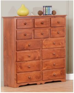 Chelsea Home Furniture proudly offers the Deerfield 14 Drawer Dresser Pecan handcrafted with the heirloom quality furniture. custom made for you. What makes heirloom quality furniture It s knowing how to turn a house into a home. It s clean line. Dresser Drawers, Chest Of Drawers, Dressers, White Cedar, Modern Dresser, Quality Furniture, Home Furniture, Chelsea, Pecan