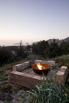 Coastal Oregon home by Jessica Helgerson Interiors
