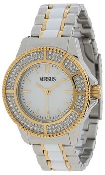 Versus Versace - Tokyo Crystal 38 MM - SH709 0013 (Silver/White) - Jewelry on shopstyle.com