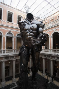 Antiquités ou rêves? L'exposition sous-marine ambiguë de Damien Hirst à Venise