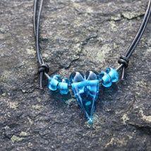 Småland Kunstglass - Epla Turquoise Necklace, Shopping, Jewelry, Fashion, Moda, Jewlery, Bijoux, Fashion Styles, Schmuck