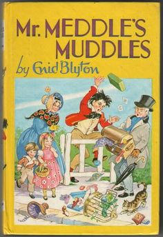 David Tennant's favorite childhood book