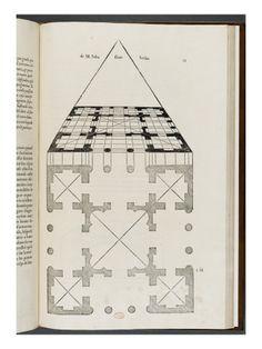 1° livre d'architecture de SERLIO  - Musée national de la Renaissance (Ecouen)