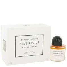 Byredo Seven Veils by Byredo Parfum Spray (Unisex) 3.4 oz
