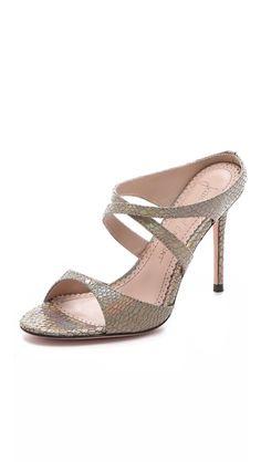 Jean-Michel Cazabat Orlanda Heeled Sandals