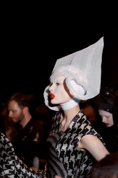 Opening soon at Tate Britain: Nick Waplington/Alexander McQueen. Untitled, 2008-2009