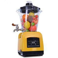 high performance professional nutrition fruit blender food processor juice machine