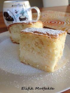 Alman Pastası (Mayasız) | Elifik Mutfakta