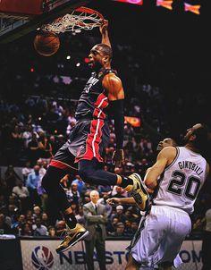 Dwyane Wade | 2013 NBA Finals | @ San Antonio Miami Heat Basketball, Nba Miami Heat, Basketball Teams, College Basketball, Michael Jordan, Mike Jordan, Nba Pictures, Basketball Pictures, Slam Dunk