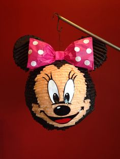 minnie mouse pinata #pinata
