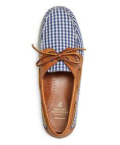 Get decked out in gingham with our newest nod to nautical style.