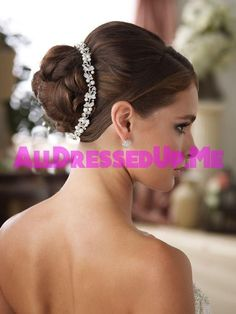 Berger - 9710 - All Dressed Up, Headpiece