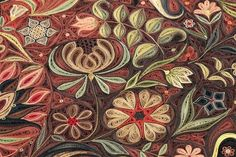 "Quilled Paper ""Carpet"" Mimics the Exquisite Details of an Ornamental Rug - My Modern Met"
