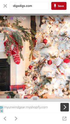 Ribbon On Christmas Tree, Christmas Decorations, Holiday Decor, Neutral, Joy, Holidays, Ornaments, Winter, Ideas