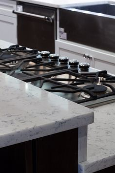 Countertop Edges Silestone : ... for my new white kitchen! Silestone Lyra Lyra Silestone, Pencil Edge