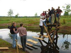 Brücken bauen - real und im übertragenen Sinne!