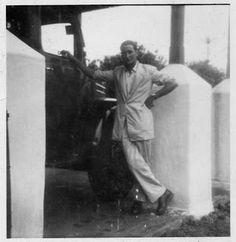 Francisco Gabas Pallas, padre de Luz Gabas en Sampaka