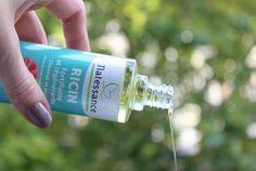 Une des applications peu connues de l'huile de ricin est le traitement et le soin de la peau.