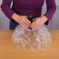 Turn Plastic Cups Into Giant Lanterns (in 10 Minutes!)