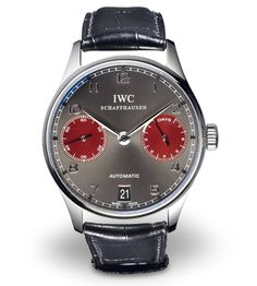 The Collaboration: IWC and Tribeca Film Festival - Best Watches for Men 2013 - Esquire