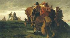 Celtic Chieftain Caractacus: Last Battle Against the Romans | via @learninghistory