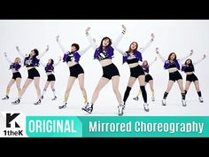 [Mirrored] TWICE _ CHEER UP Choreography_1theK Dance Cover Contest - YouTube