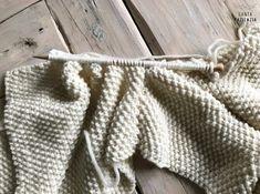 ¿Te atreves a tejer un jersey en punto arroz? | SANTA PAZIENZIA Knitting Patterns, Diy Crafts, Pullover, Womens Fashion, Blog, How To Wear, Ten, Natural, Life