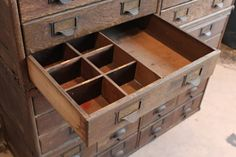 The Cabinet is an important element for the place of storage, the remarkable thing in the show by the Antique Wooden 23 Drawer Storage Cabinet. From the start you see you would have already guessed…