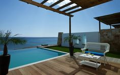 Griechenland - Dodekanes  - Rhodos  - Lachania Beach - Atrium Prestige Villen -