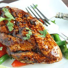 Caribbean Jerk Chicken Paleo Menu, Paleo Plan, Paleo Recipes, Healthy Dinner Recipes, Cooking Recipes, Paleo Dinner, Free Recipes, Clean Recipes, Yummy Recipes